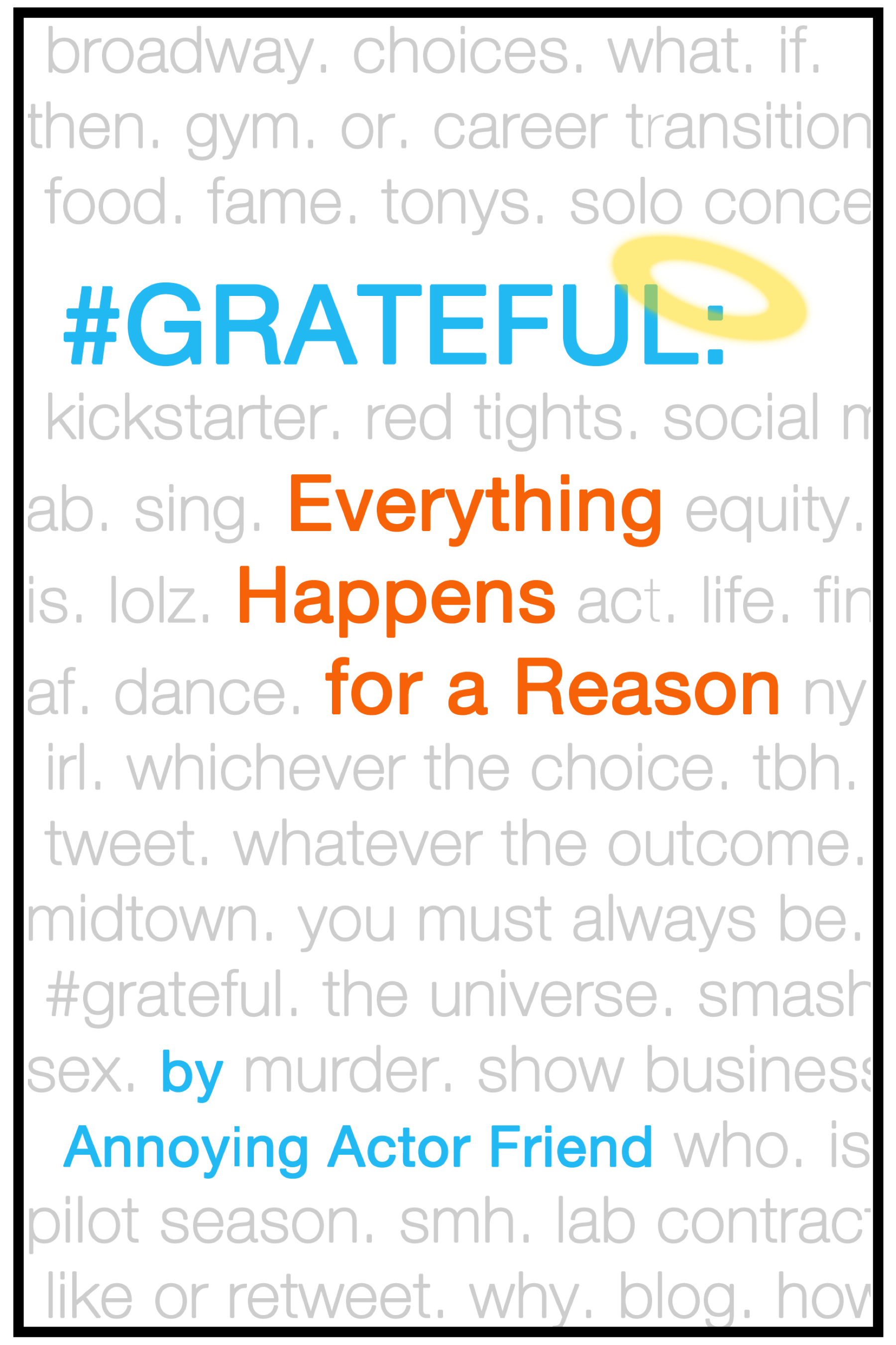 #Grateful - Kindle cover final